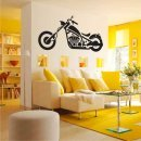 Stenske nalepke mototocikli