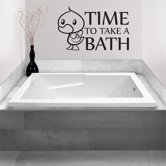 Time to take a bath A0013