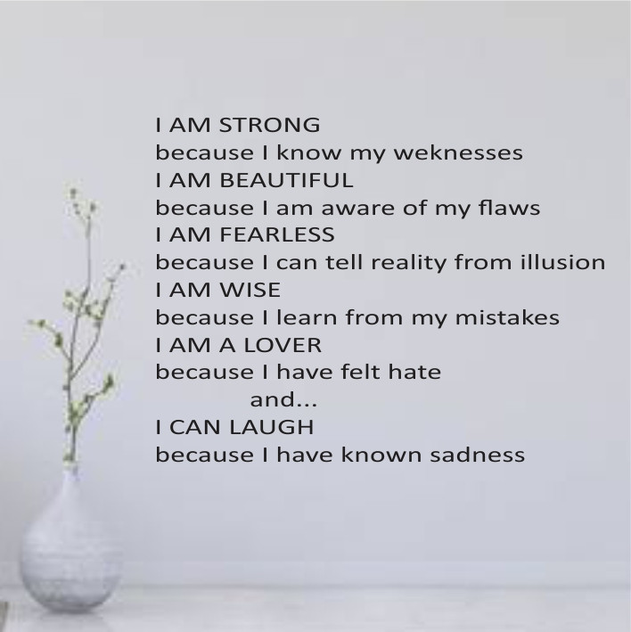 I am Strong A0069