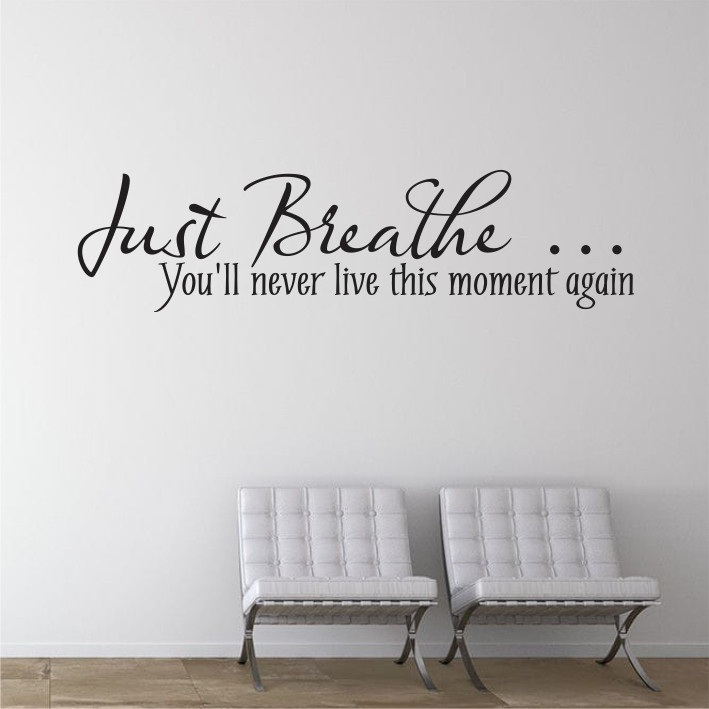 Just breathe ... A0086