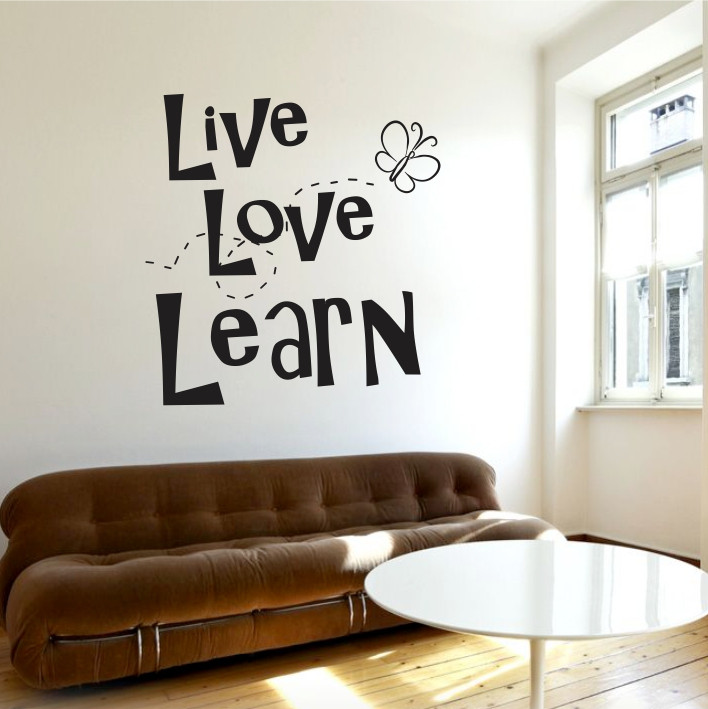 Live, love, learn A0115