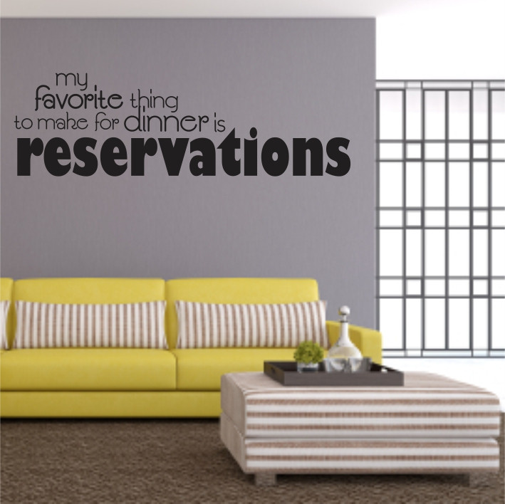 Reservations A0141