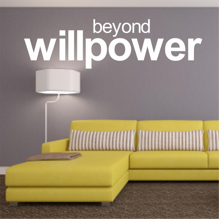 Beyond willpower A0152
