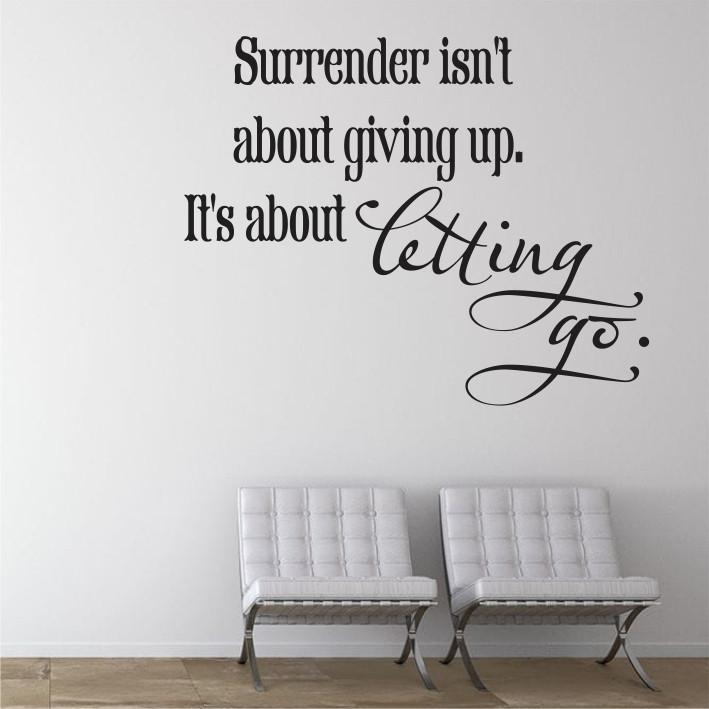Surrender A0175