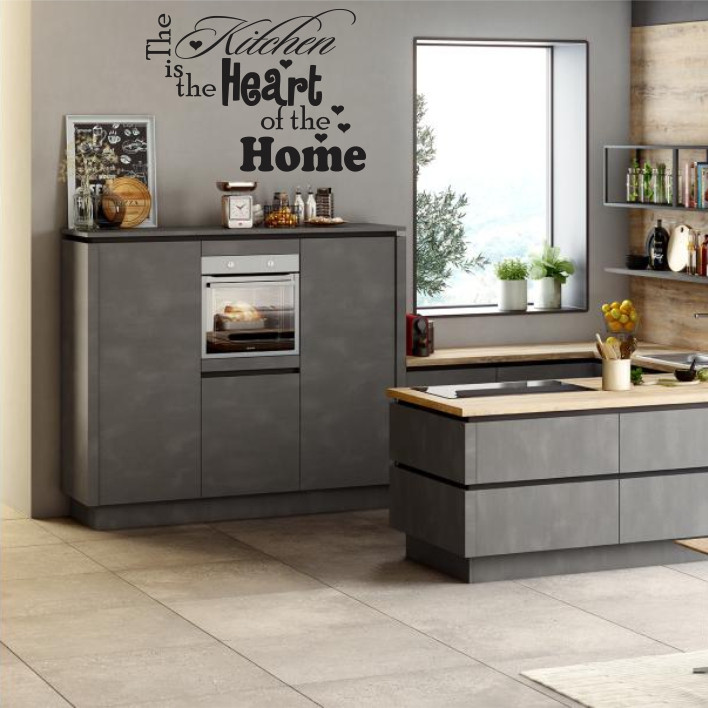 The Kitchen is the Heart of the Home A0268