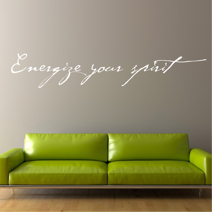 Energize your spirit A0289