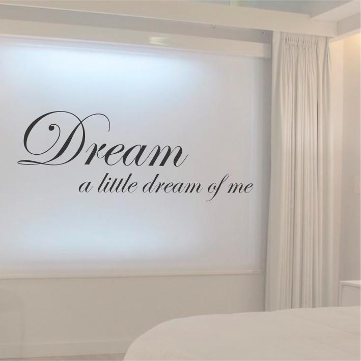 Dream a little dream of me A0291