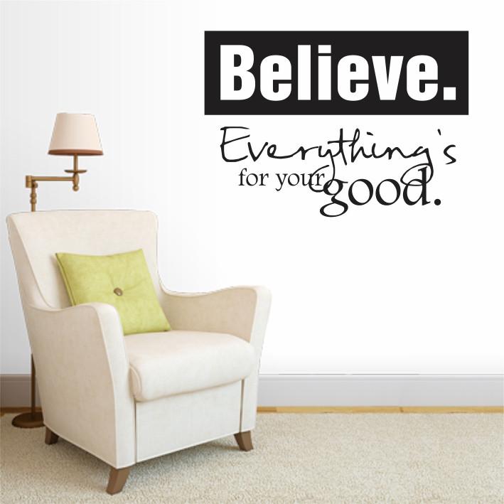 Believe A0211