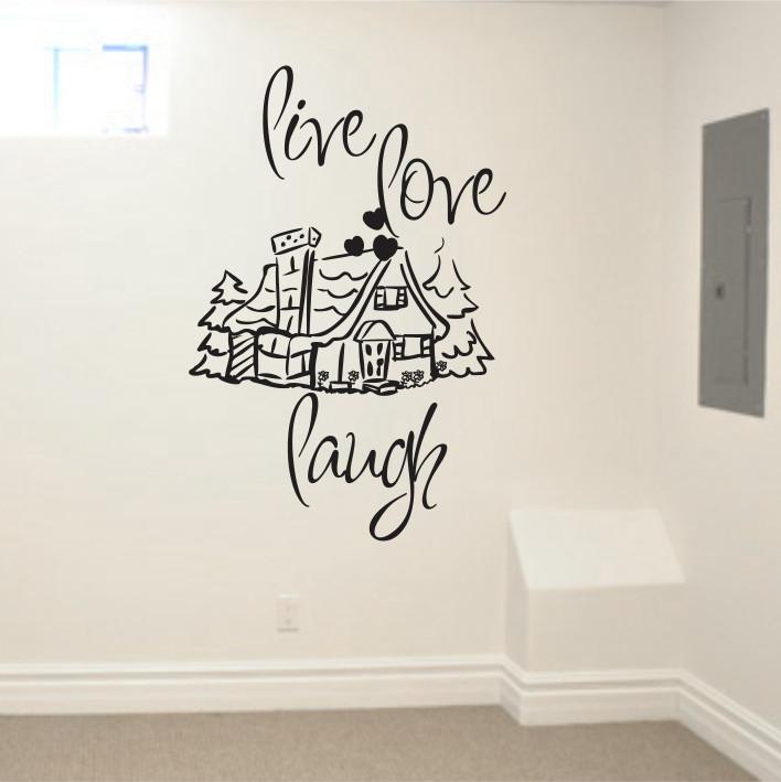 Live, love, laugh A0212