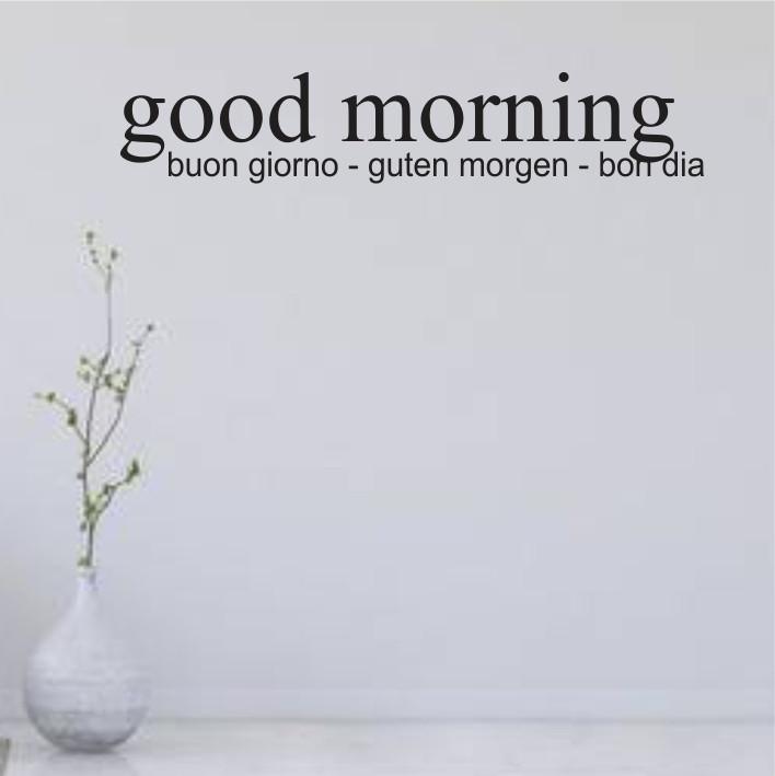 Good morning A0233