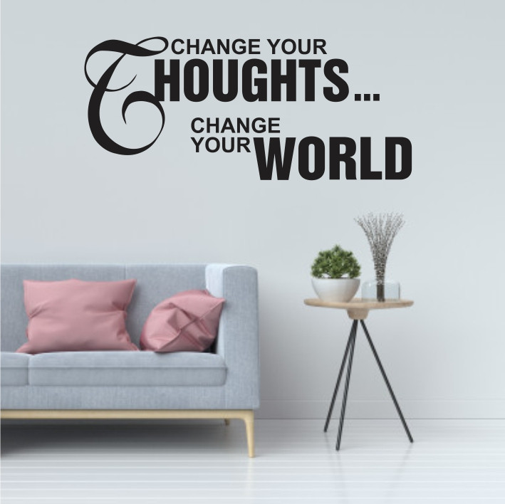 Change your World A0241
