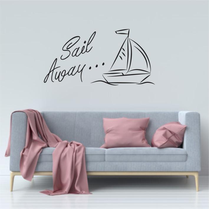 Sail Away A0267