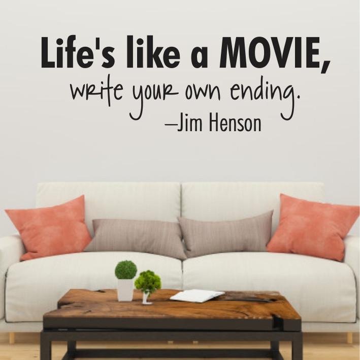 Life's like a Movie A0298