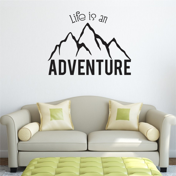 Life is an Adventure A0304