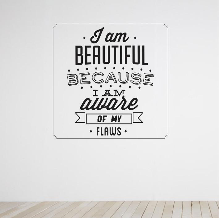 I am Beautiful A0307