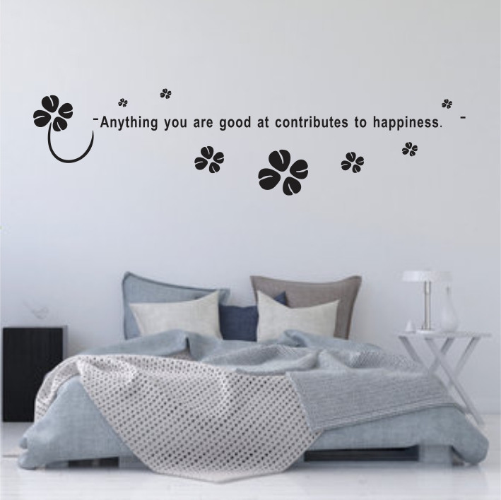 Anything you are good at contributes to happiness A0316