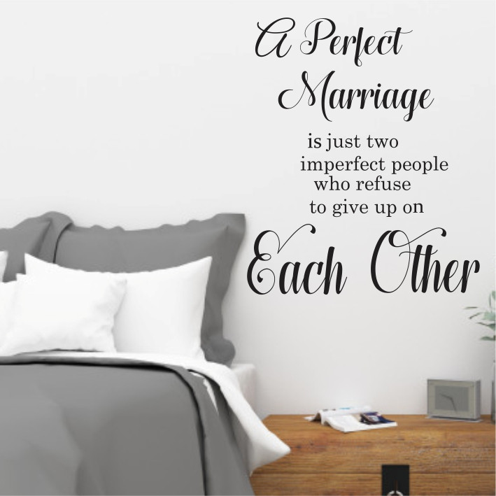 A Perfect Marriage A0330