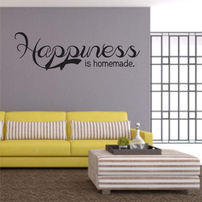 Happiness is homemade A0332