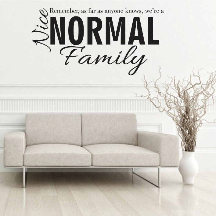 Nice, Normal Family A0338