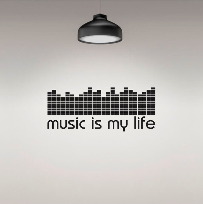Music is my life A0352