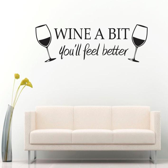 Wine a bit, you'll fell better A0364