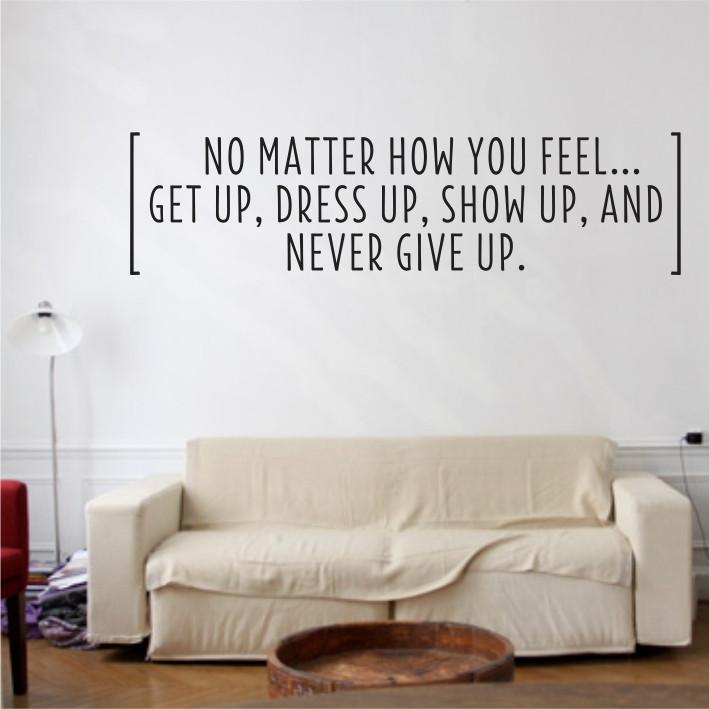 No matter how you fell.. A0388