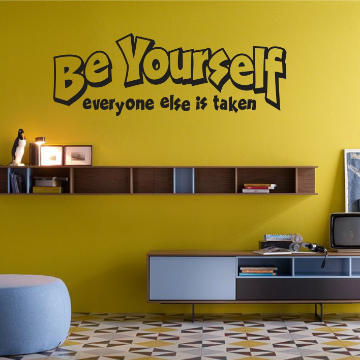 Be Yourself A0401