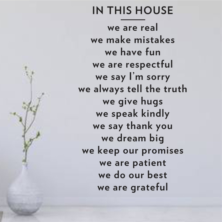 In this house... A0406