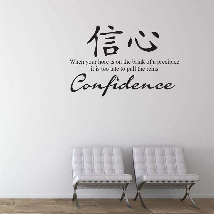 Confidence A0436