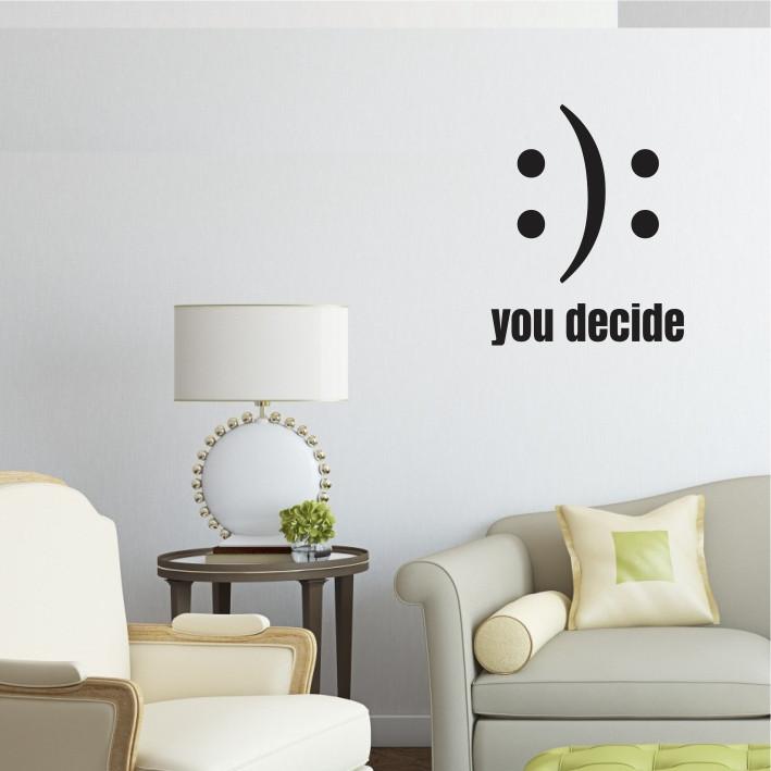 You decide A0467