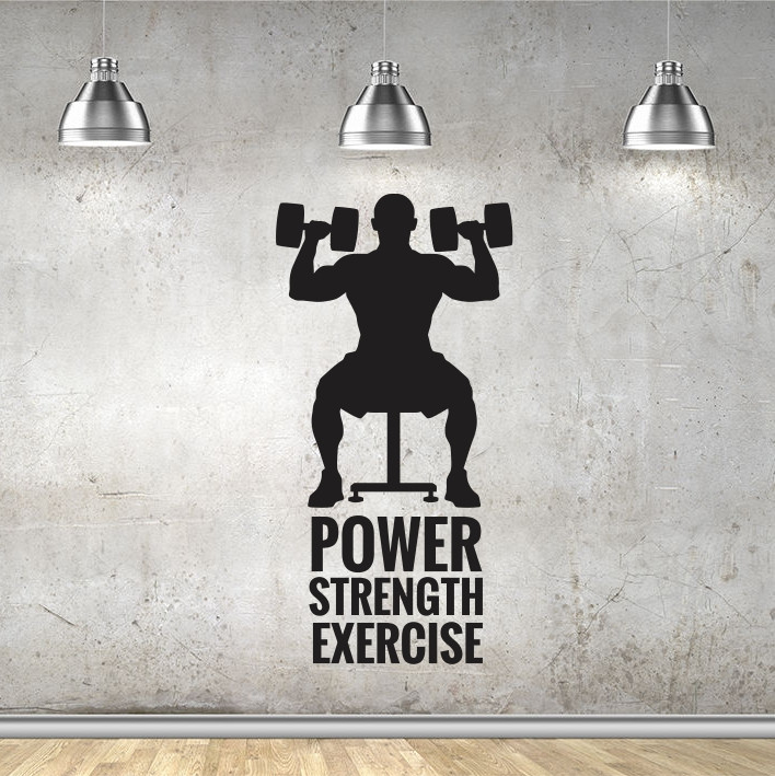 Power, strenght, exercise A0468