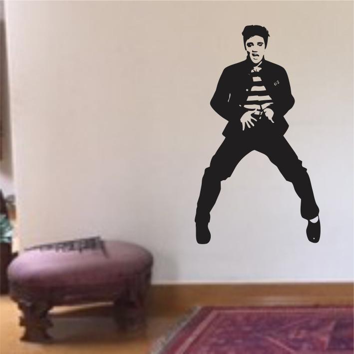 Stenska nalepka Elvis Presley C0061