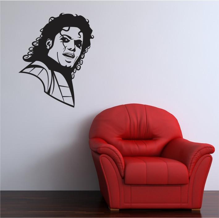 Stenska nalepka Michael Jackson C0090