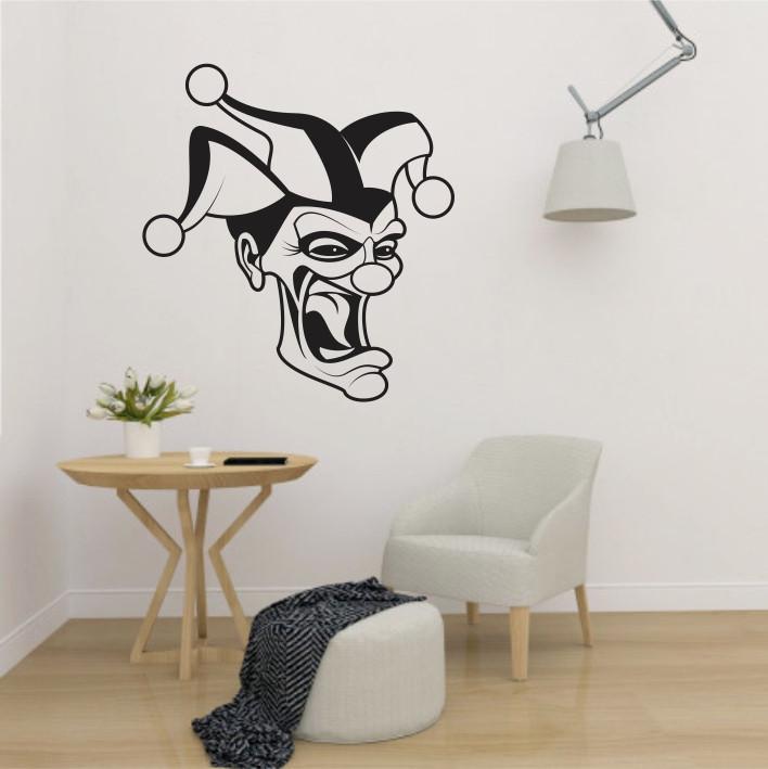 Stenska nalepka Joker C0104