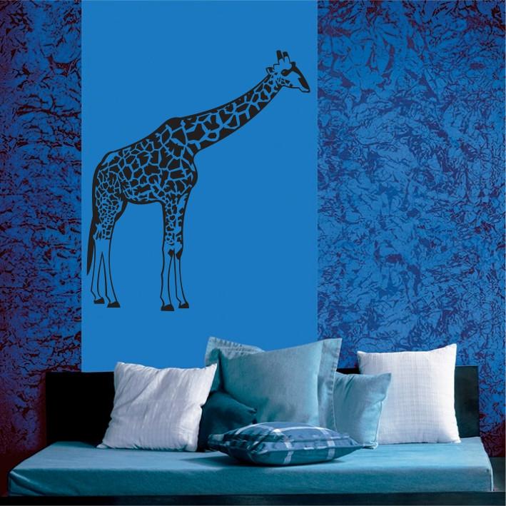 Stenska nalepka Žirafa E0131