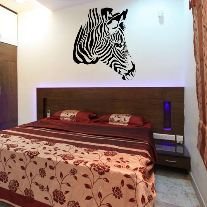 Stenska nalepka Zebra E0143