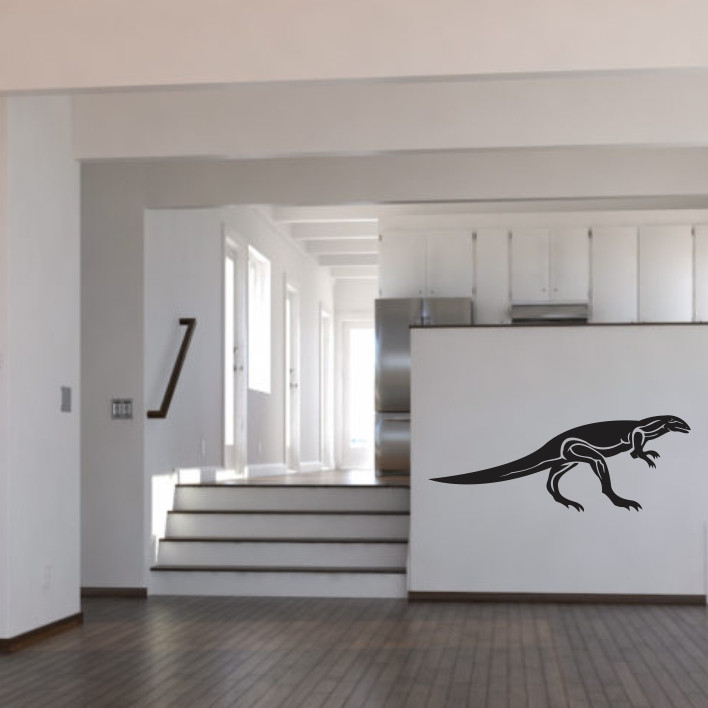 Stenska nalepka Dinozaver E0212