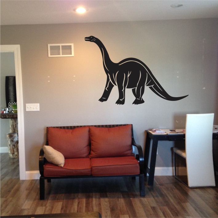 Stenska nalepka Dinozaver E0215