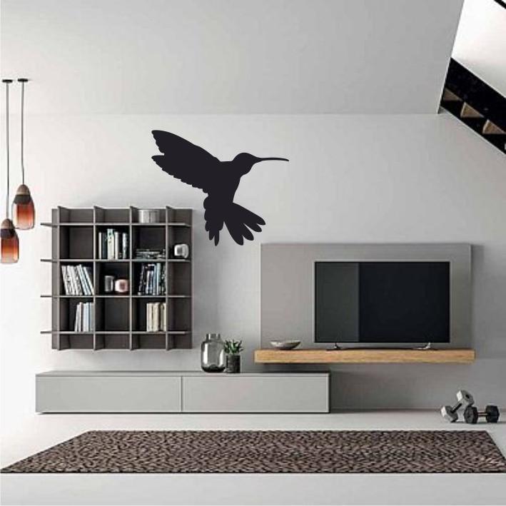 Stenska nalepka Ptica E0236