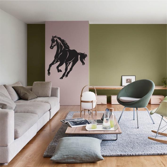 Stenska nalepka Konj E0360
