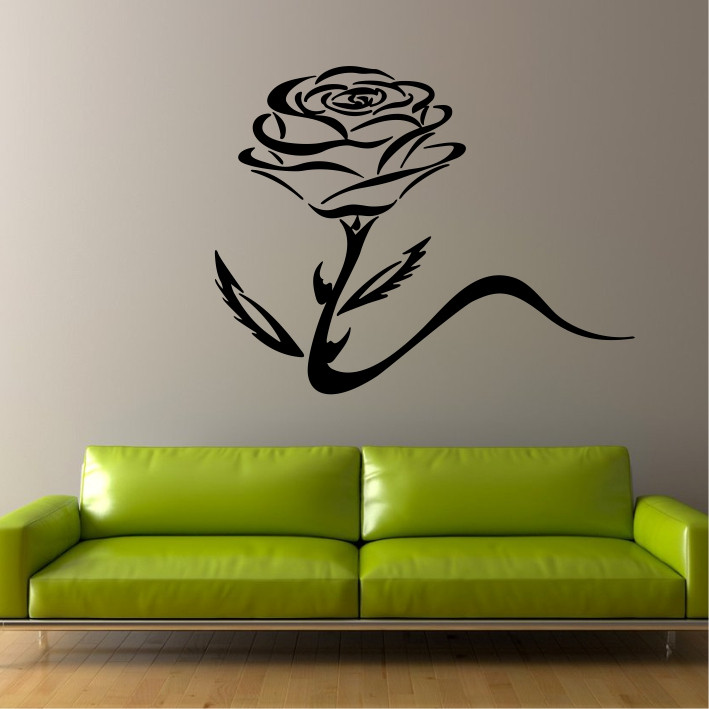 Stenska nalepka Vrtnica G0114