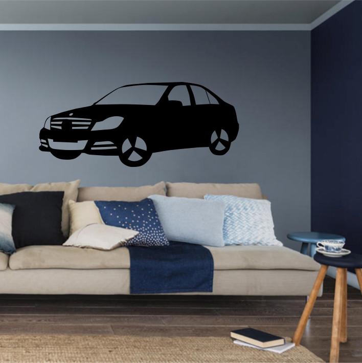 Stenska nalepka Avtomobil H0083