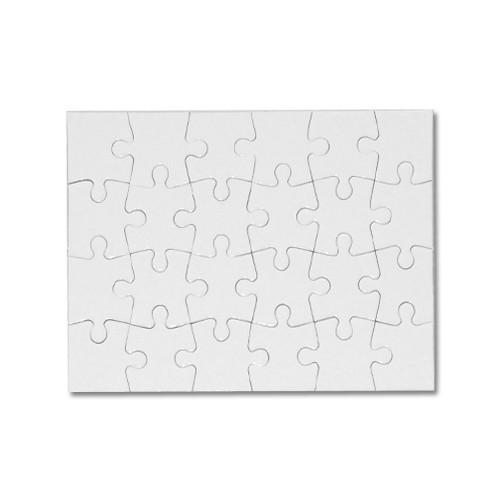 """Sestavljanka """"Jingsaw puzzle"""" 18 x 13 cm 24 kosov z vašim motivom"""