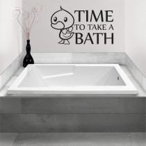 Time to take a bath A0013