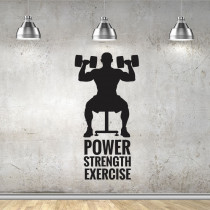 Power, strenght, exercise A0467