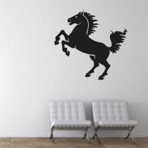 Stenska nalepka Konj E0008