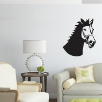 Stenska nalepka Konj E0013