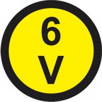 Elektro znak 6V
