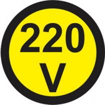 Elektro znak 220V