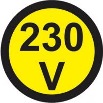 Elektro znak 230V
